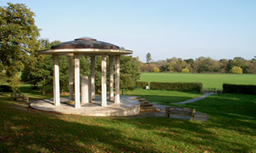 The memorial of the Magna Carta at Runnymede