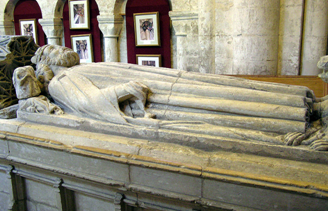 Tomb of King Athelstan of Wessex